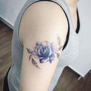 50+ Best Red Rose and Yellow Rose Tattoos and their meanings 30