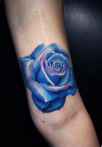 50+ Best Red Rose and Yellow Rose Tattoos and their meanings 31