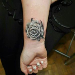 50+ Best Red Rose and Yellow Rose Tattoos and their meanings 18