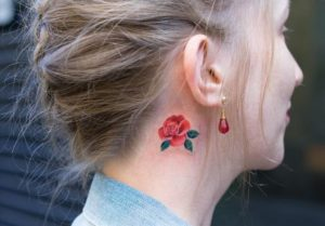 50+ Best Red Rose and Yellow Rose Tattoos and their meanings 4