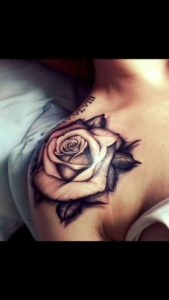 50+ Best Red Rose and Yellow Rose Tattoos and their meanings 16