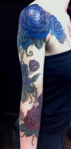 50+ Best Red Rose and Yellow Rose Tattoos and their meanings 28
