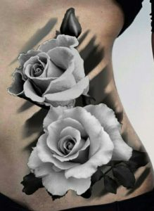 50+ Best Red Rose and Yellow Rose Tattoos and their meanings 15